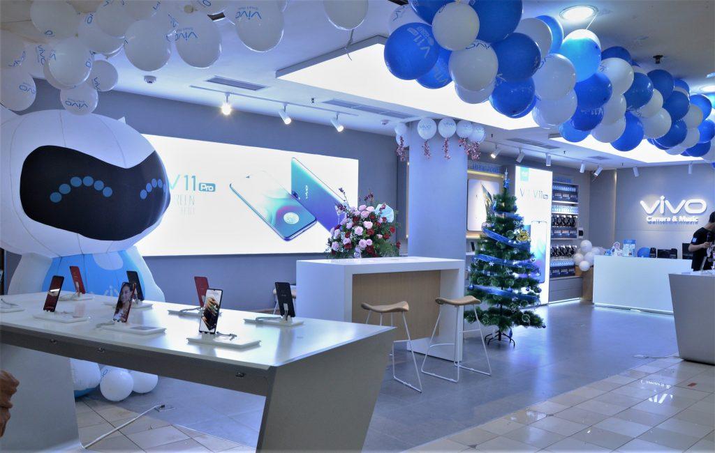 Experience Store Perdana VIVO Di Indonesia Akhirnya Dibuka