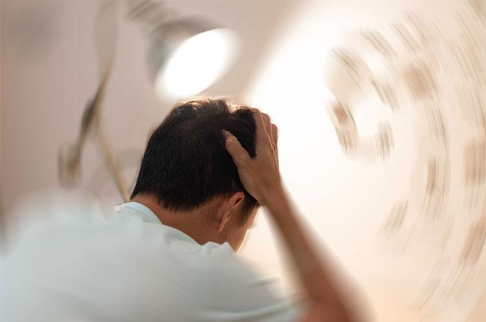Beberapa Penyakit Yang Dapat Menyebabkan VERTIGO