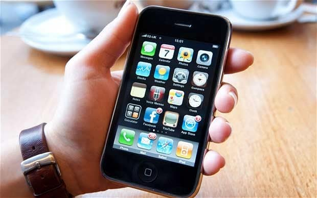 SK Telecom Luncurkan iPhone 3GS Di Korea