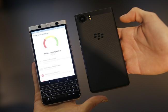 Diambang Kebangkrutan, Blackberry Andalkan Sery Key2