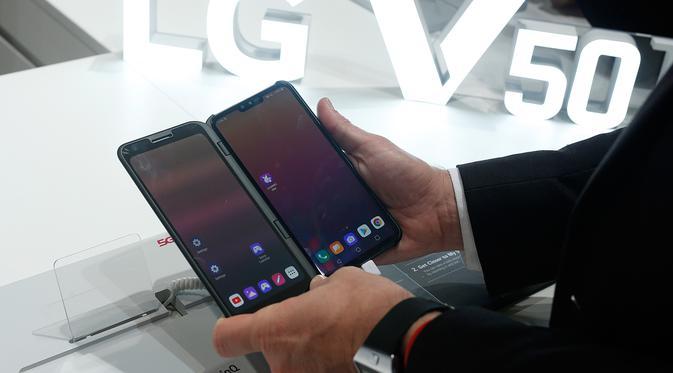 Untuk Proses Download Handphone Samsung Lebih Cepat Daripada Iphone dan Huawei