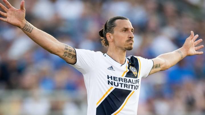 Zlatan Ibrahimovic Masih Ingin Balik ke Serie A