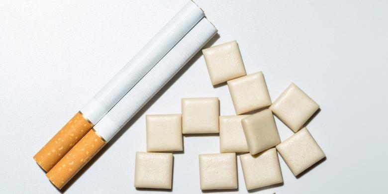Gunakan Permen Sebagai Pengganti Rokok